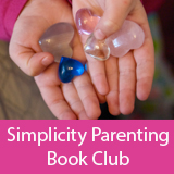 Simplicity parenting book club