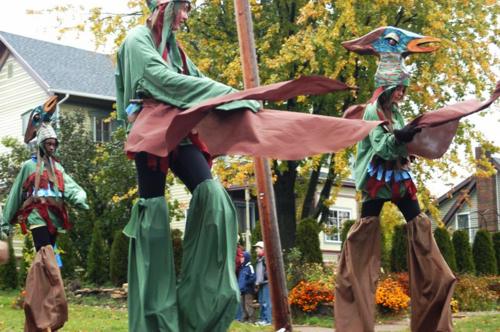 Viroqua Harvest Parade