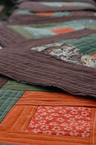 Quilt-as-you-go. | Clean : : the LuSa Organics Blog