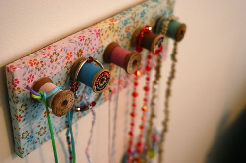 Thrift store decor. | Clean : : the LuSa Organics Blog