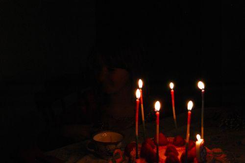 Sixth birthday.   Clean : : the LuSa Organics Blog