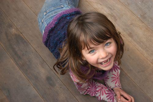 Handspun vest | Clean : : the LuSa Organics Blog