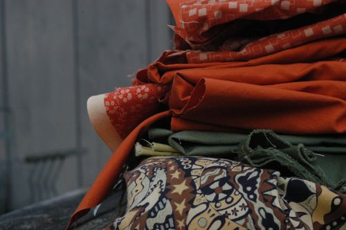 Quilt-as-you-go.   Clean : : the LuSa Organics Blog