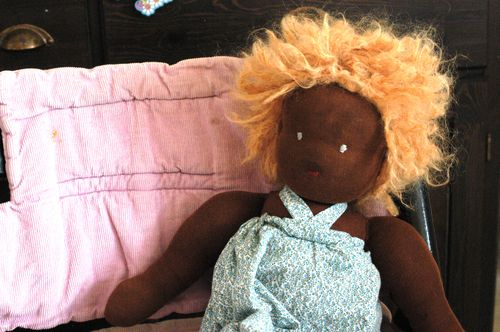 Revive that worn Waldorf doll! | Clean : : the LuSa Organics Blog