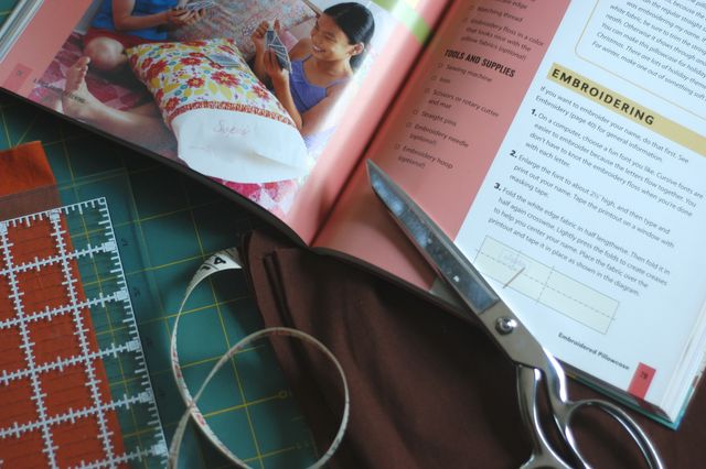 Yes, your kids can sew! (Book giveaway.) [Clean.]