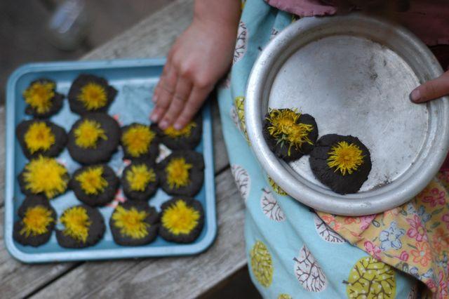 What children need. {Clean. the LuSa Organics Blog}