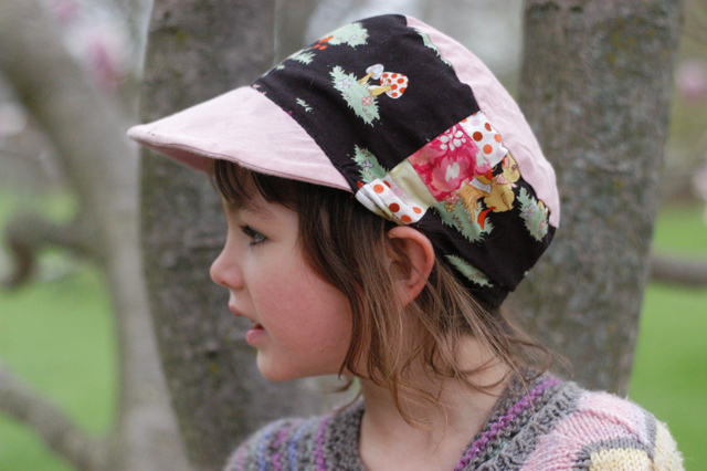 Free sunhat pattern. - Clean.