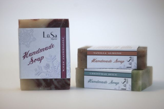 LuSa Organics Holiday Gift Collection