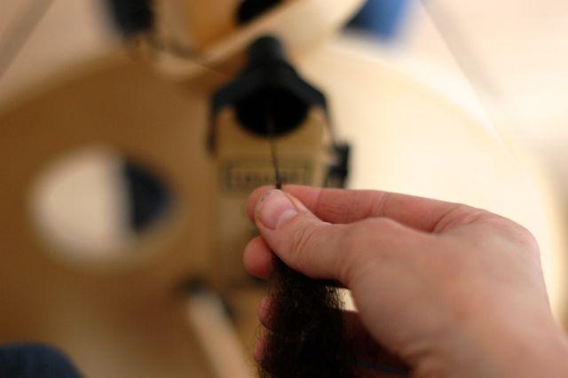 From sheep to yarn   Clean. www.lusaorganics.typepad.com