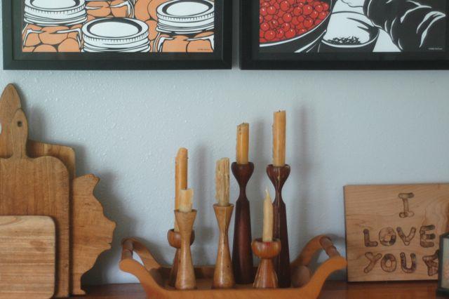 $10 kitchen makeover   Clean. www.lusaorganics.typepad.com