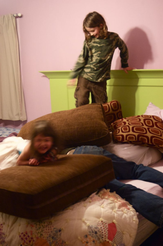 Peaceful Parenting Step 7: Play!   Clean : : the LuSa Organics Blog
