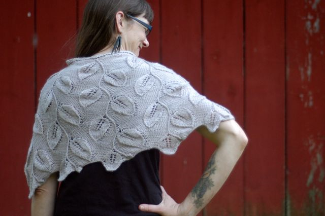 A shawl raffle for love