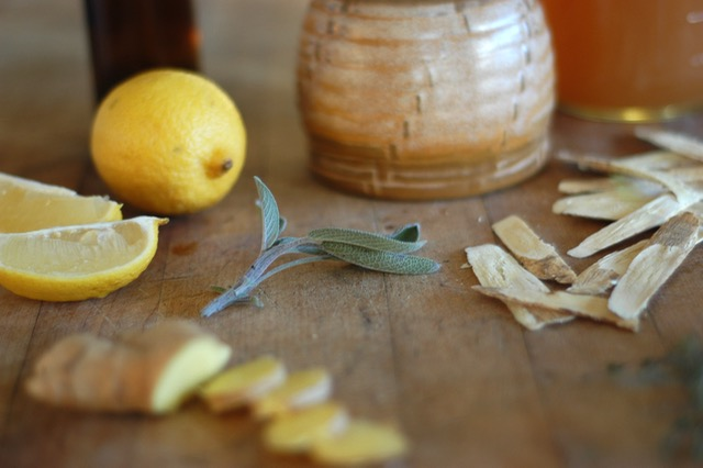 Get well soon! {A cold and flu season recipe round-up} Clean. www.lusaorganics.typepad.com
