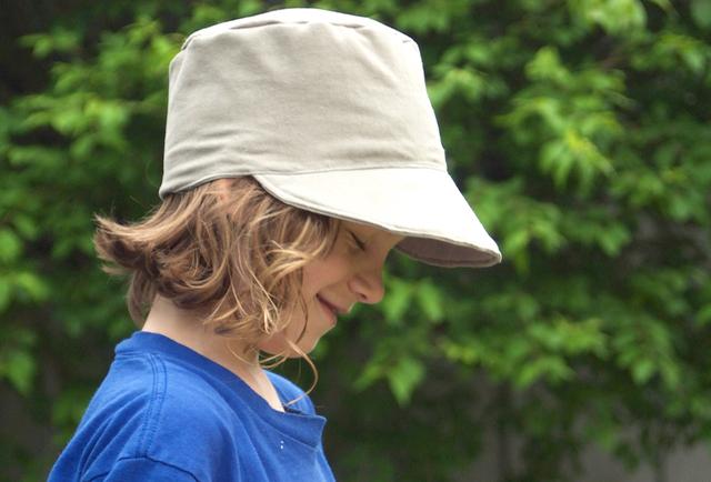 Free sunhat pattern! : : Rachel Wolf : : Clean
