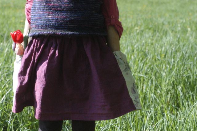 Exepectations and a gathered skirt