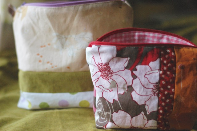 Two zip bags: use what you have : : www.lusaorganics.typepad.com