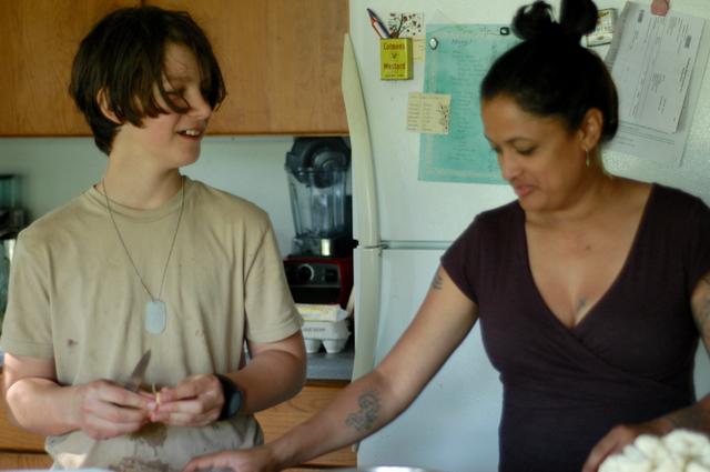 Family : : Rachel Wolf, Clean : : www.lusaorganics.typepad.com